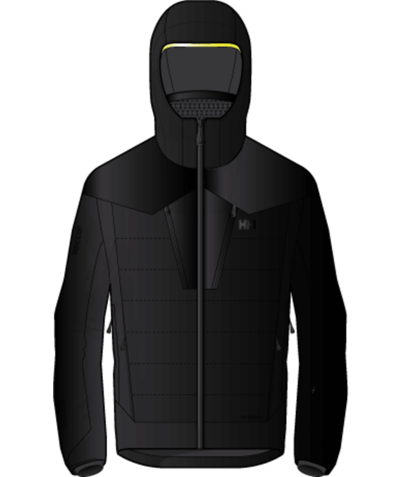Helly Hansen Rivaridge Infinity Men's Jacket - Black