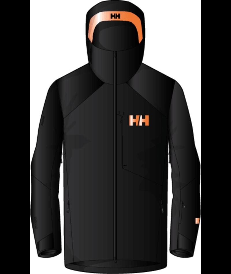 Helly Hansen Powdreamer Jacket Men's - Black