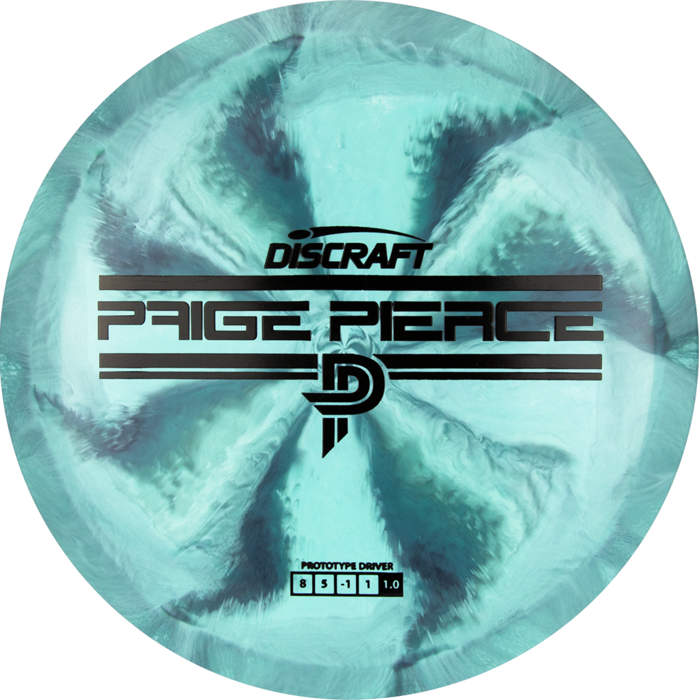 Discraft Paige Pierce Prototype Driver