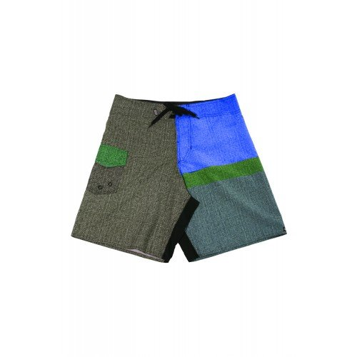 Liquid Force Fabric Block Boardshort