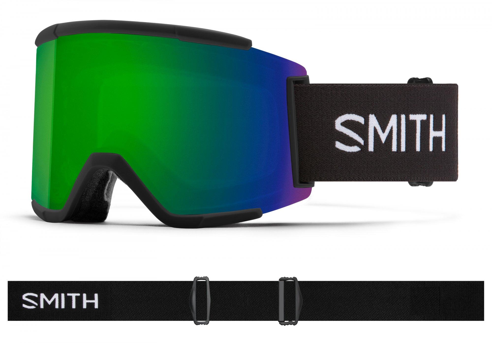 2022 Smith Squad XL Snow Goggle