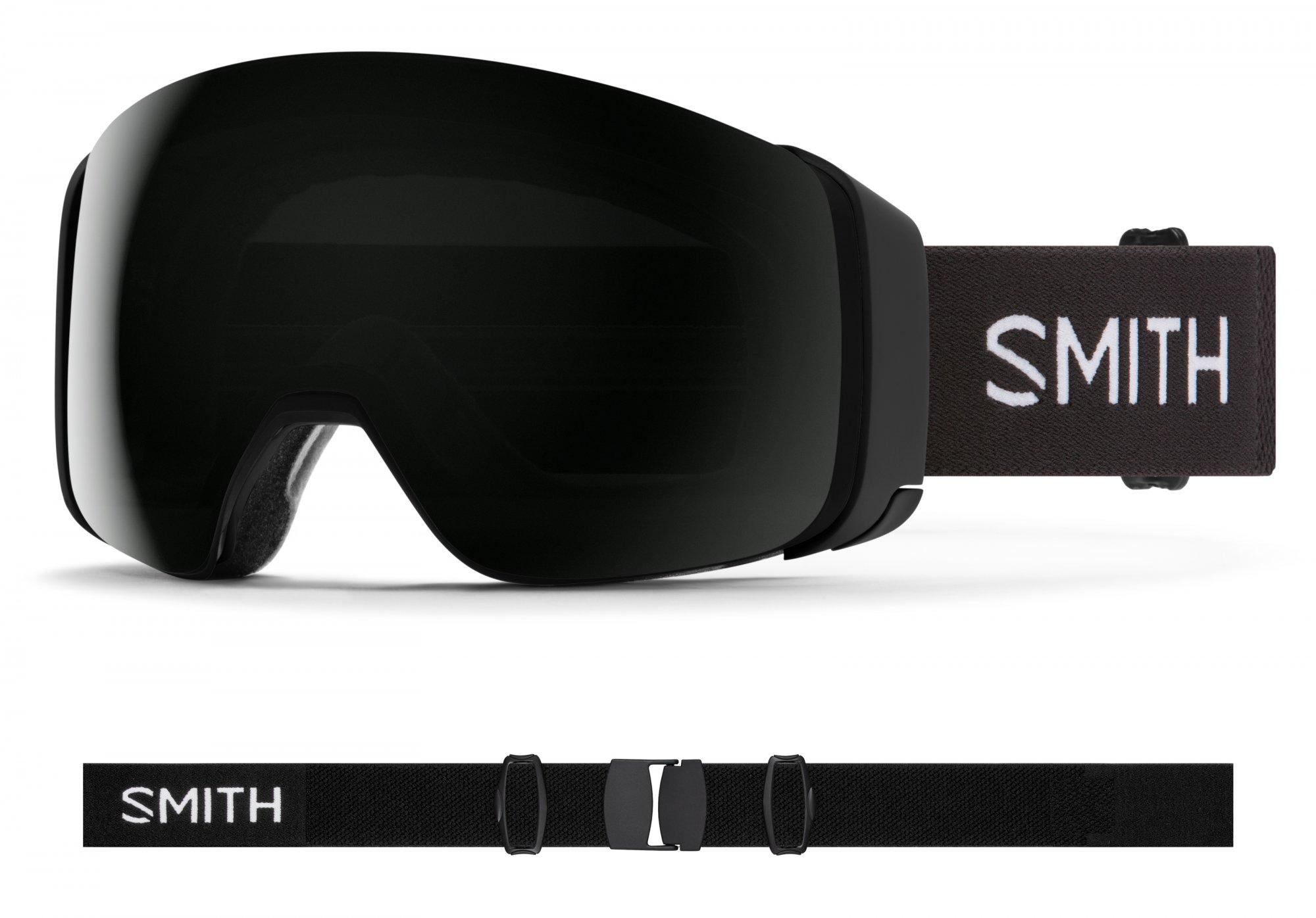 2021 Smith 4D MAG Snow Goggle