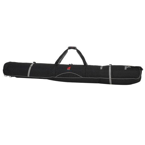 Athalon Wheeling Double Ski Bag - Padded