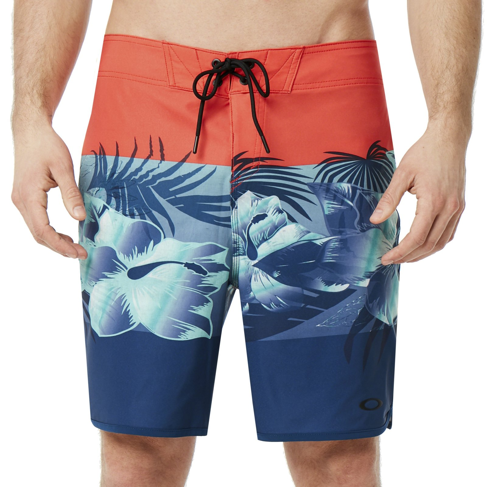 Oakley Flower Block Seamless 19 Boardshort