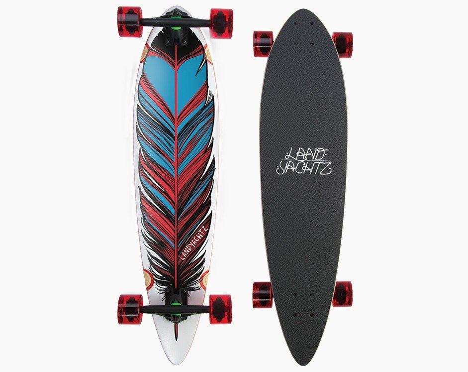 Landyachtz Maple Chief Feather Complete