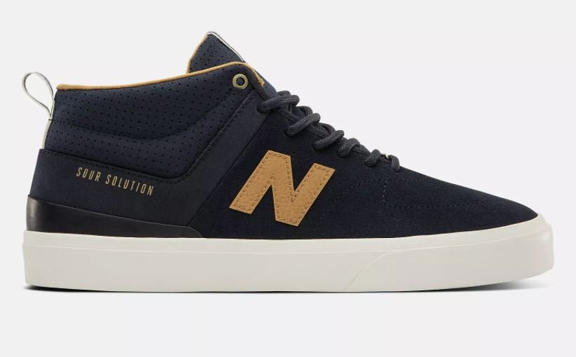 New Balance 379 Mid - Navy / Brown Men's Shoes