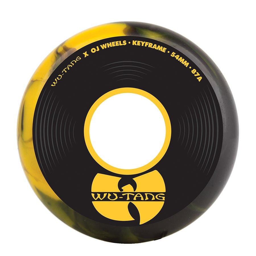 OJ Keyframe Wu-Tang Wheel
