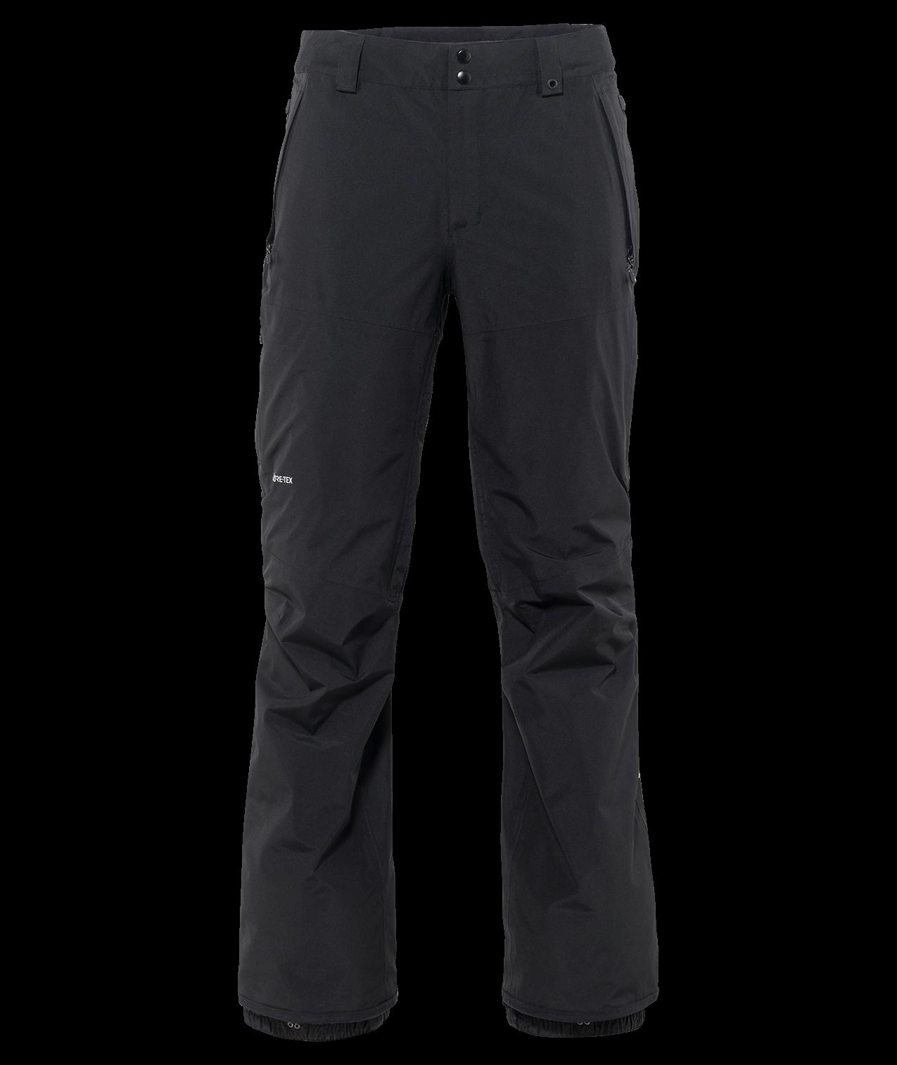 686 Men's GLCR Gore-Tex Core Shell Pant - Black