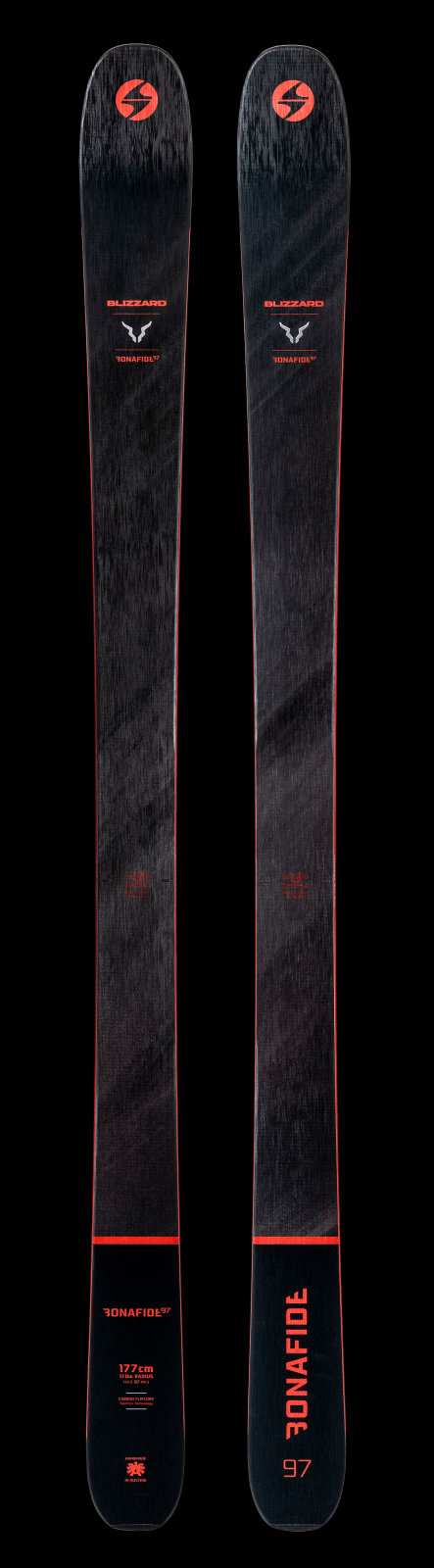 2021 Blizzard Bonafide 97 Men's Skis