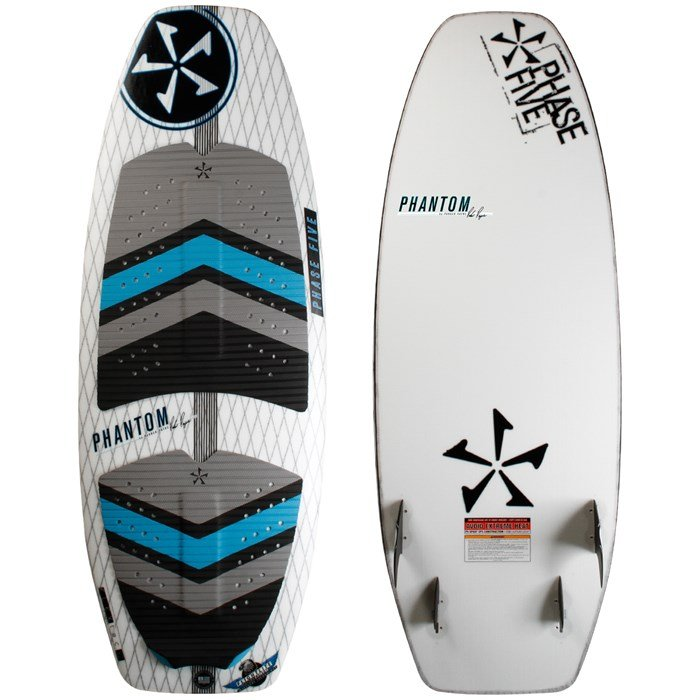 2019 Phase Five Phantom Wakesurf Board