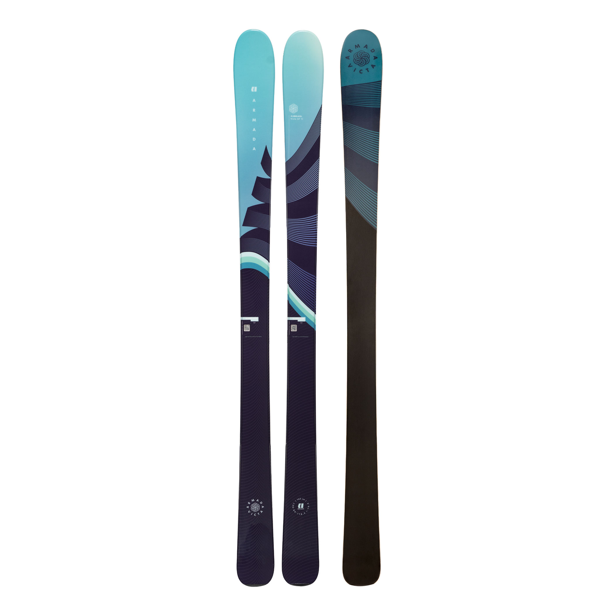 2021 Armada Victa 87 Ti Women's Skis