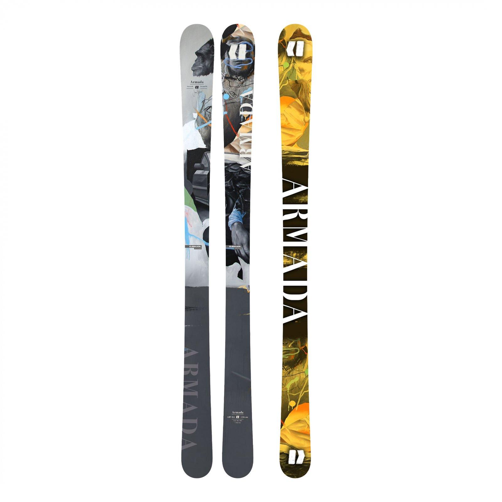 2021 Armada ARV 84 Youth Skis