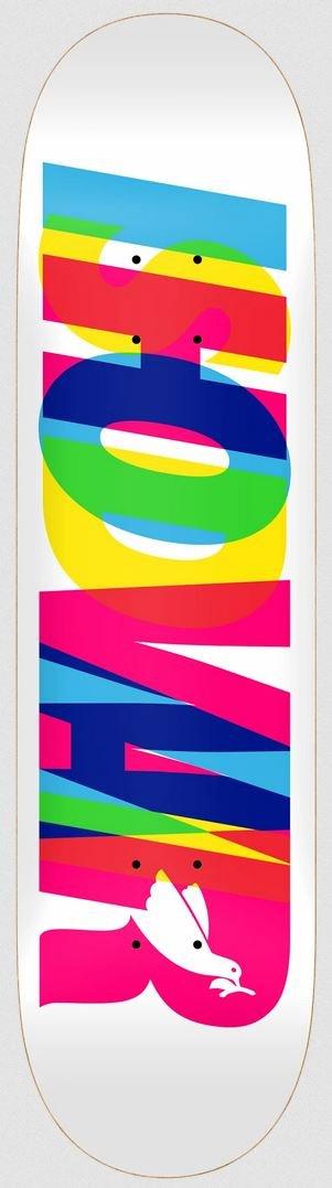 Real Ishod Eclipsing 8.5 x 31.8 Skateboard Deck