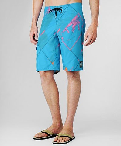 Reef Missreef Diamond Splatter Boardshort