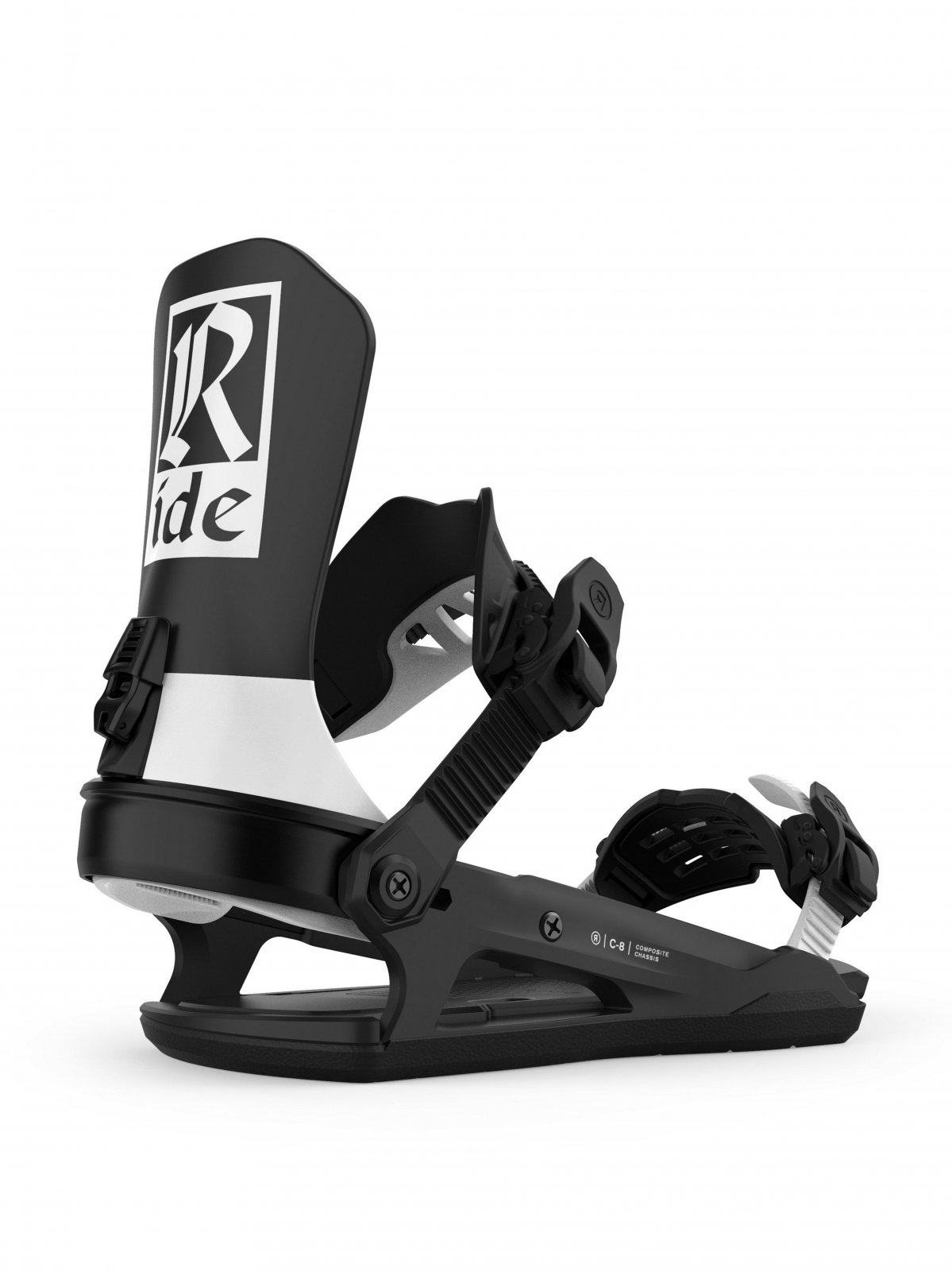 2021 Ride C-8 Men's Snowboard Bindings