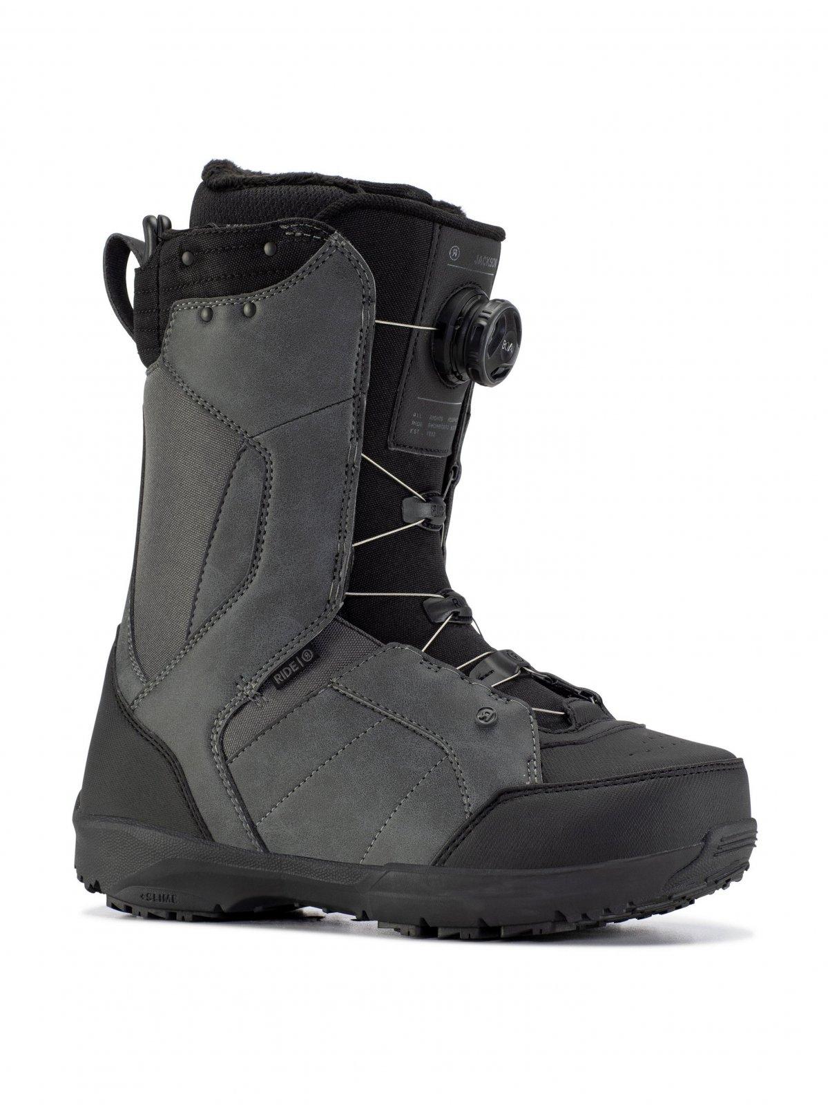 2021 Ride Jackson Men's Snowboard Boots