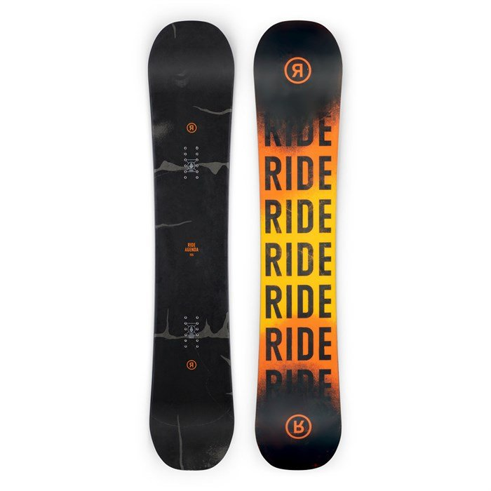 2021 Ride Agenda Men's Snowboard