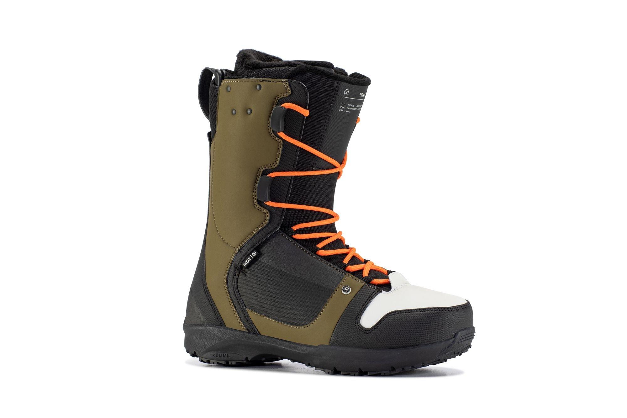 2021 Ride Triad Men's Snowboard Boots