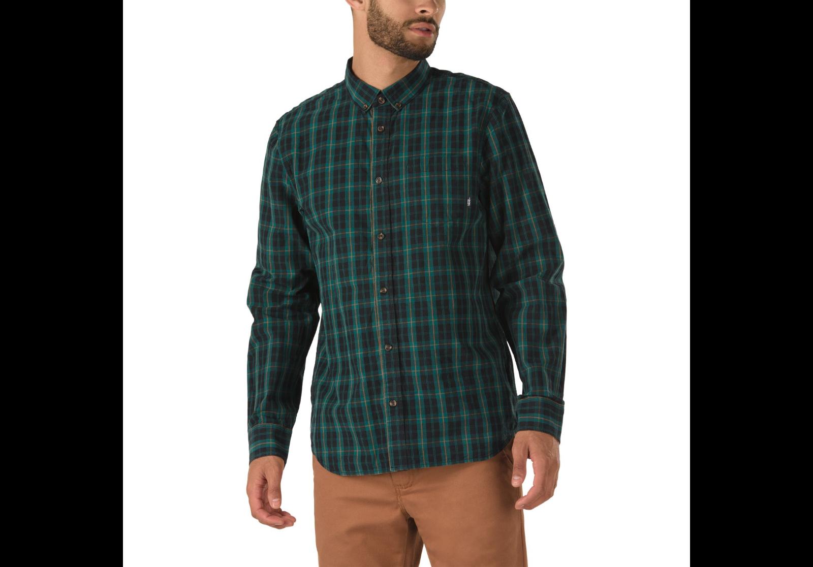 Vans Rockwood Long Sleeve Shirt