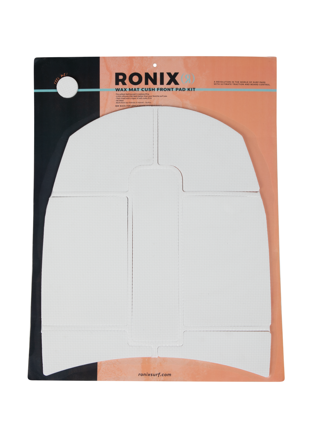 Ronix Wax Mat Cush Front Pad Kit