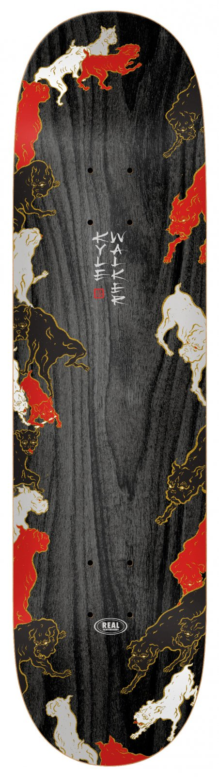Real Kyle Mr.Tucks Rats 8.12 x 32 Skateboard Deck