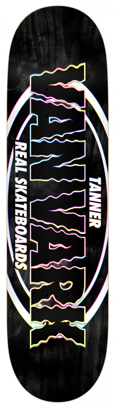 Real Tanner Pro Oval 8.38 x 32.25 Skateboard Deck