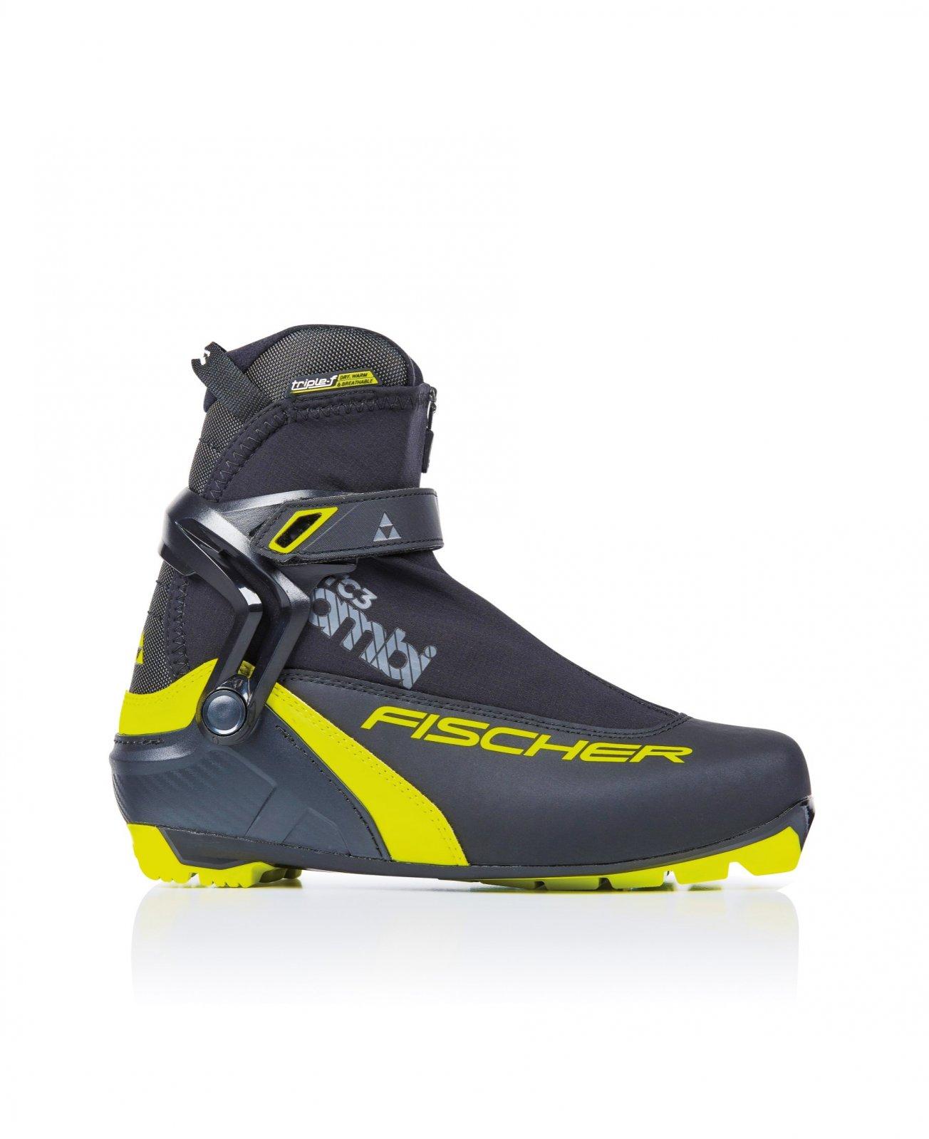 2021 Fischer RC3 Combi XC Ski Boots