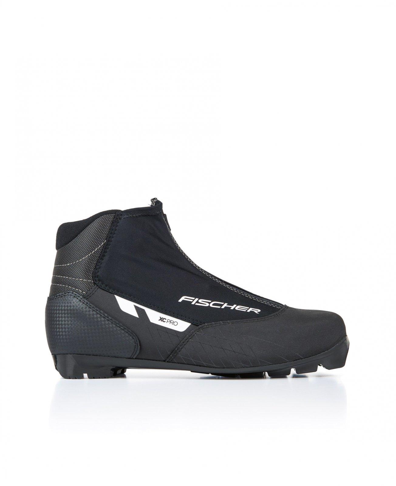 2021 Fischer XC Pro Black Men's XC Ski Boots