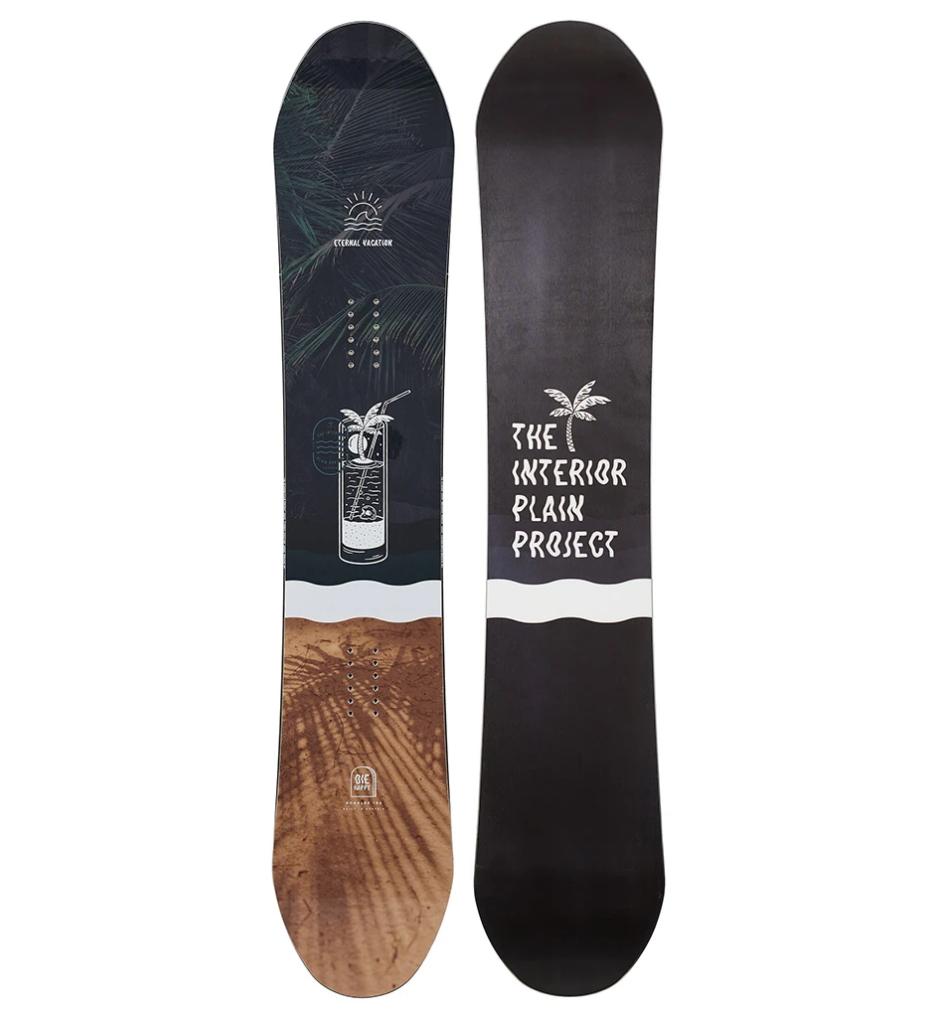 2021 Interior Plain Project Honalee Men's Snowboard