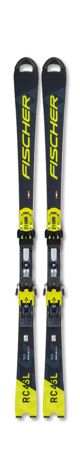 2022 Fischer RC4 WorldCup SL M/O-Plate Men's Slalom Skis