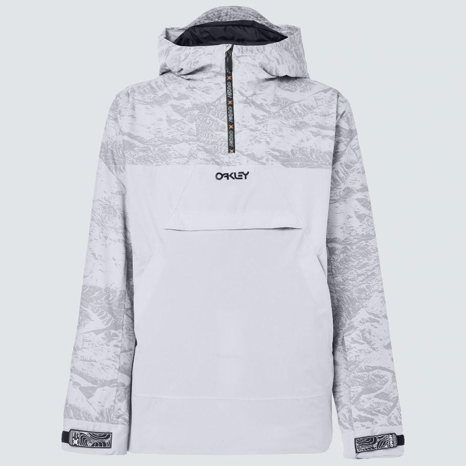 Oakley TC Ice Pullover BZI Jacket