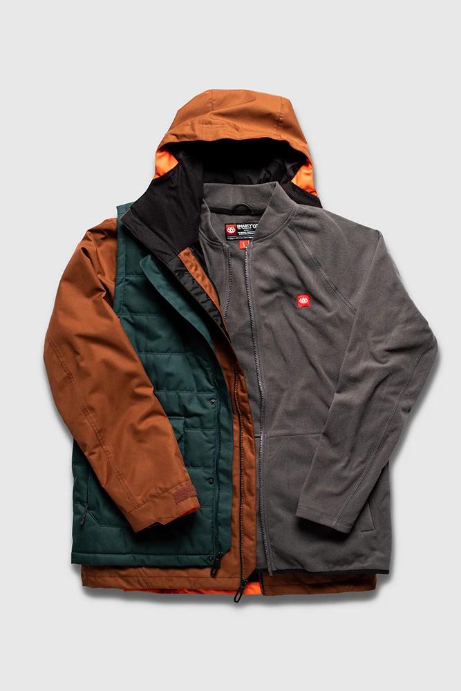 686 Men's SMARTY 5-in-1 Complete Jacket