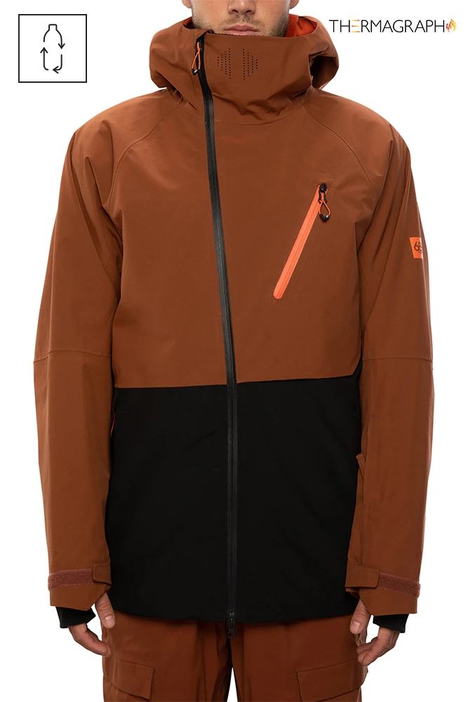 686 Men's GLCR Hydra Thermagraph Jacket