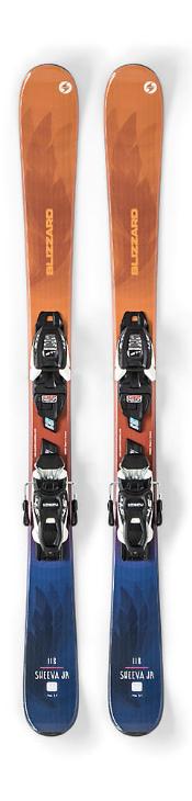 2020 Blizzard Sheeva Junior Skis W/ Marker M 4.5 Bindings