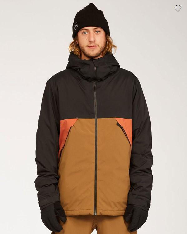Billabong Expedition Snow Jacket Men's - Ermine