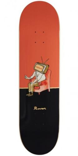 Baker Rowan Brainstorm 8.25 x 31.875 Skateboard Deck