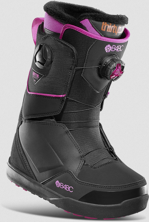 2021 Thirtytwo Lashed Double BOA Women's Snowboard Boots