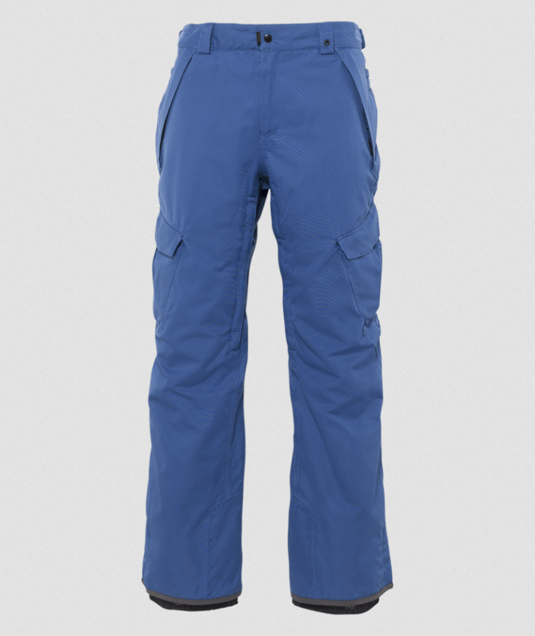 686 Men's Infinity Insulated Cargo Pant - Blue Storm
