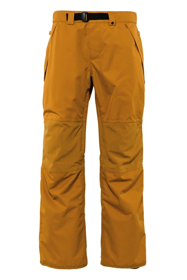 686 Men's WideGlide Shell Pant - Golden Brown