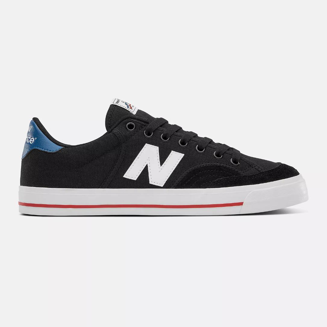 New Balance 212 - Black w/ Blue