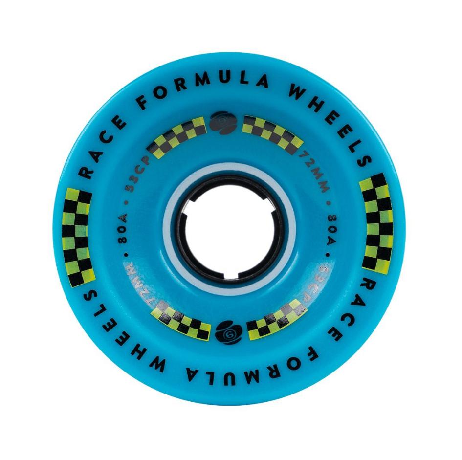 Sector 9 72mm 80A Race Formula Offset Wheels