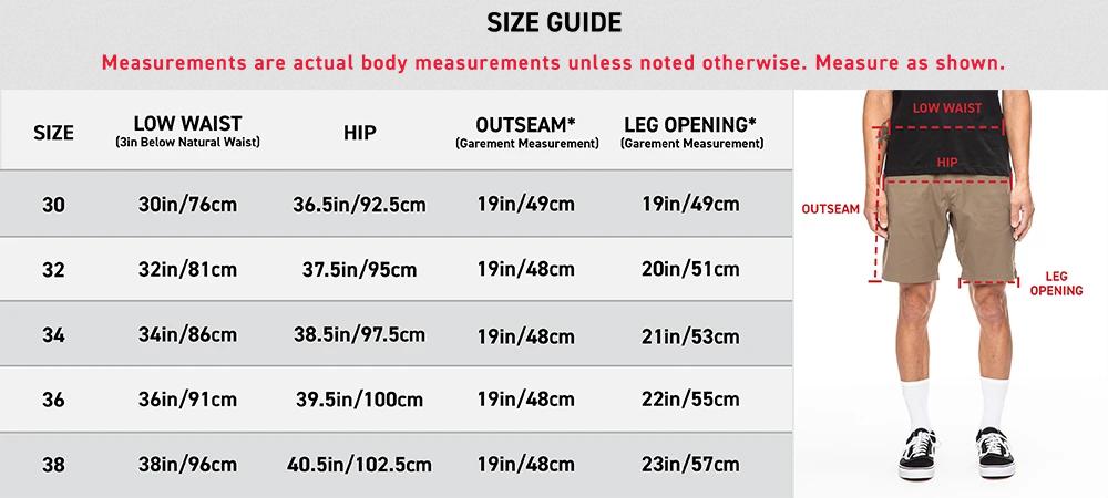 686 Men's Everywhere Hybrid Short