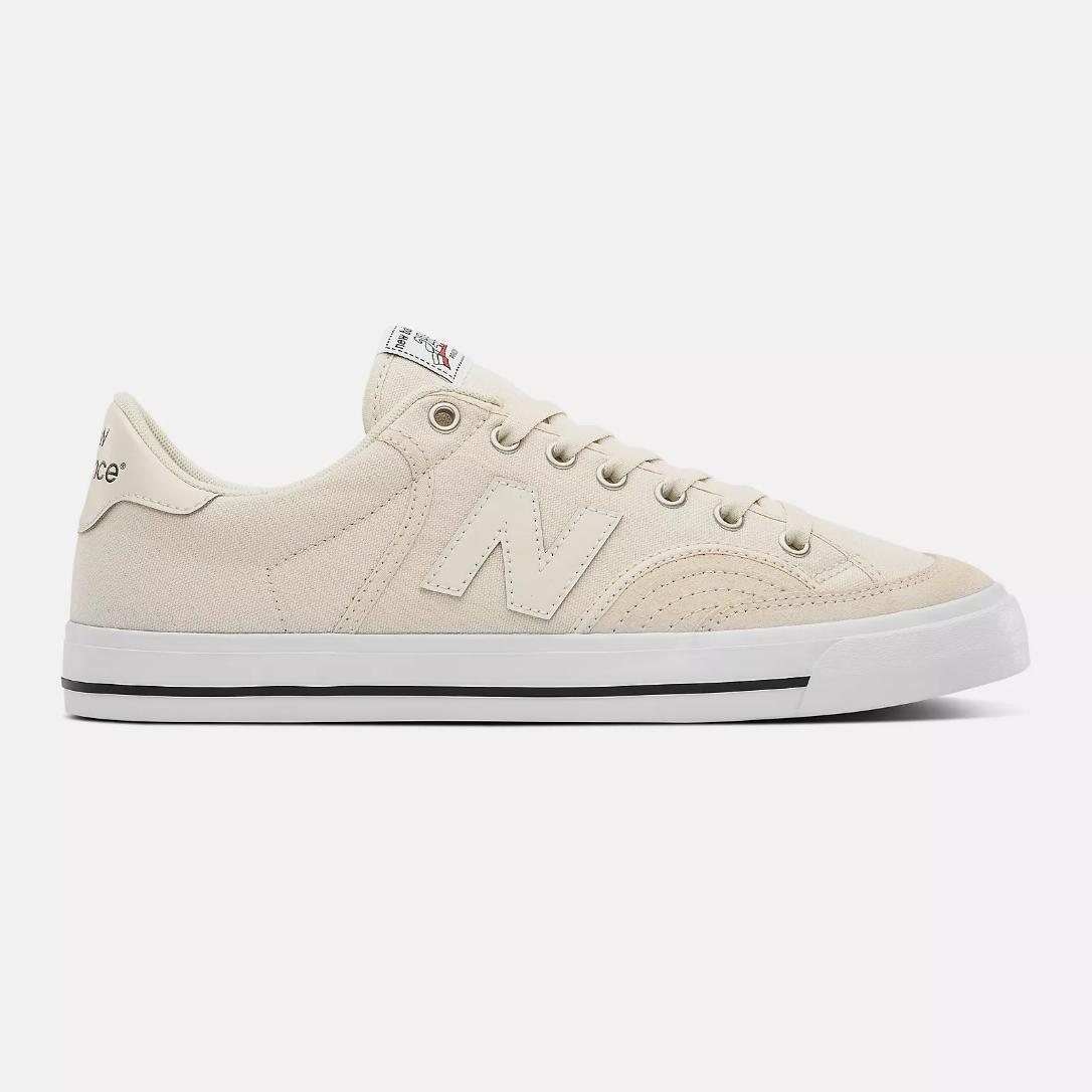New Balance 212 - Off White/ White
