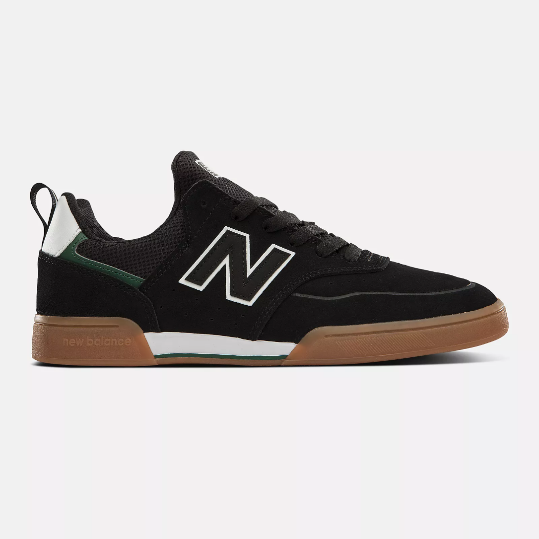 New Balance 288S - Black with Green