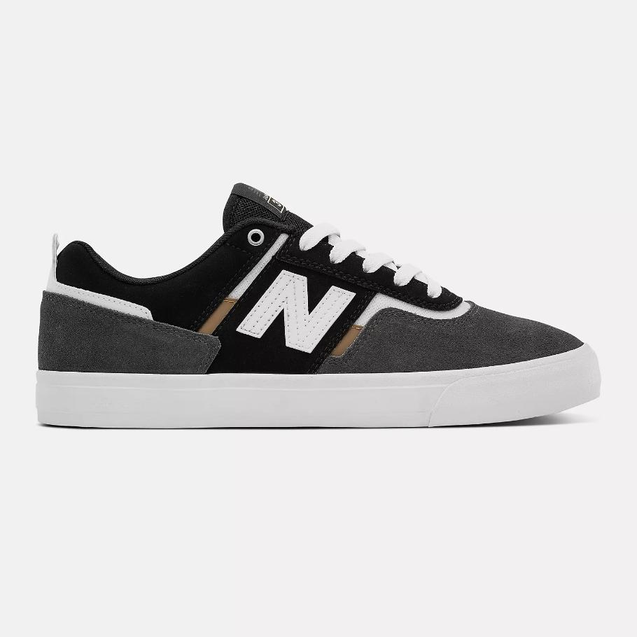New Balance 306 - Grey with Black