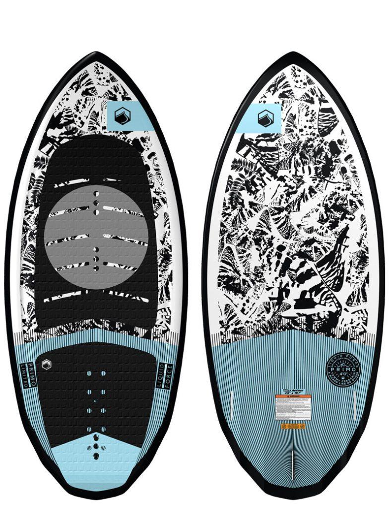 2021 Liquid Force Primo LTD Wakesurf Board W/ Straps