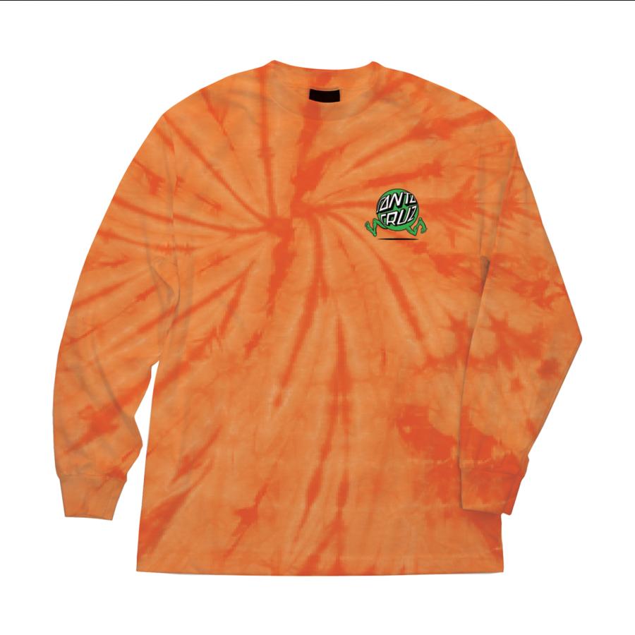 Santa Cruz Toxic Wasteland L/S Regular T-Shirt