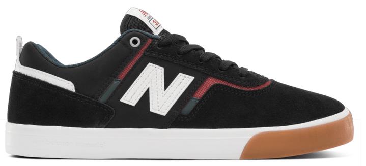 New Balance 306 - Black With Rust