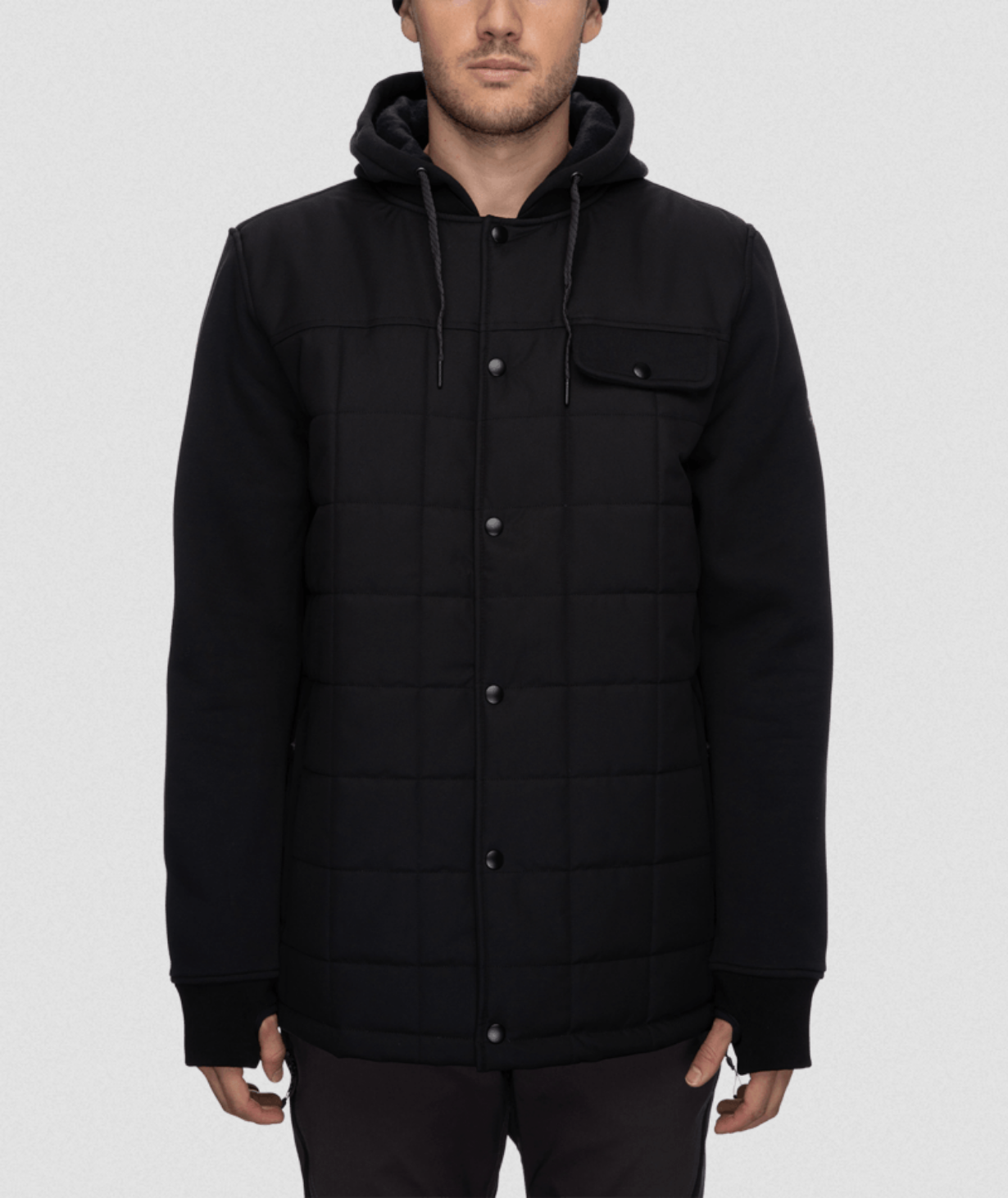 686 Men's Bedwin Insulated Jacket - Black