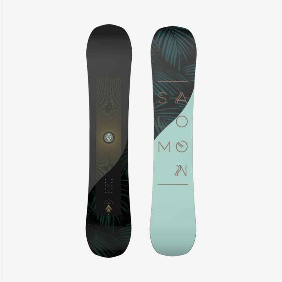 2022 Salomon Wonder Women's Snowboard